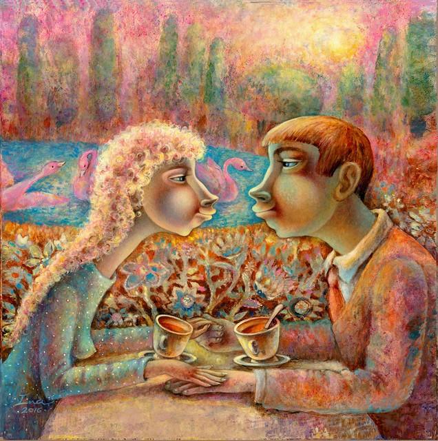 Vakarinė arbatėlė  dviems